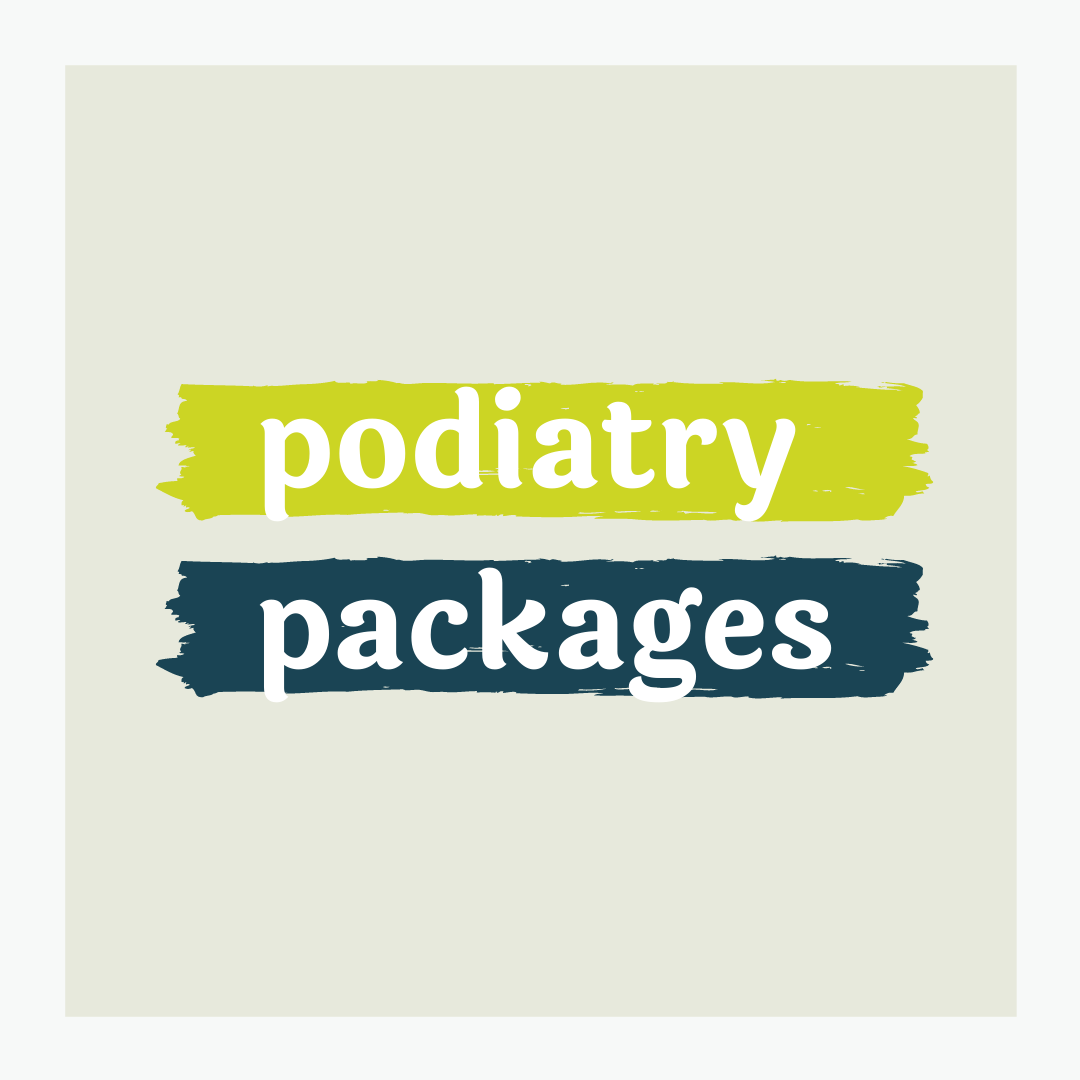 Podiatry Packages